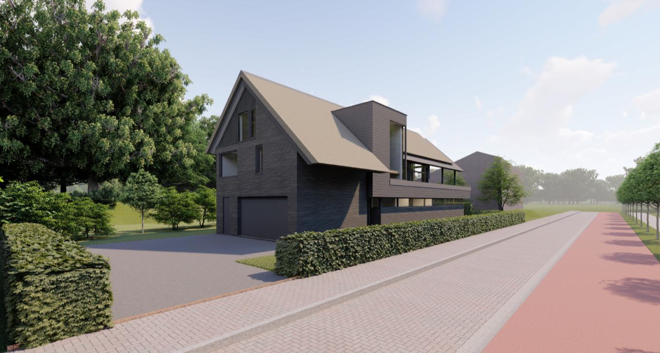 Nieuwbouw woonhuis te Vught