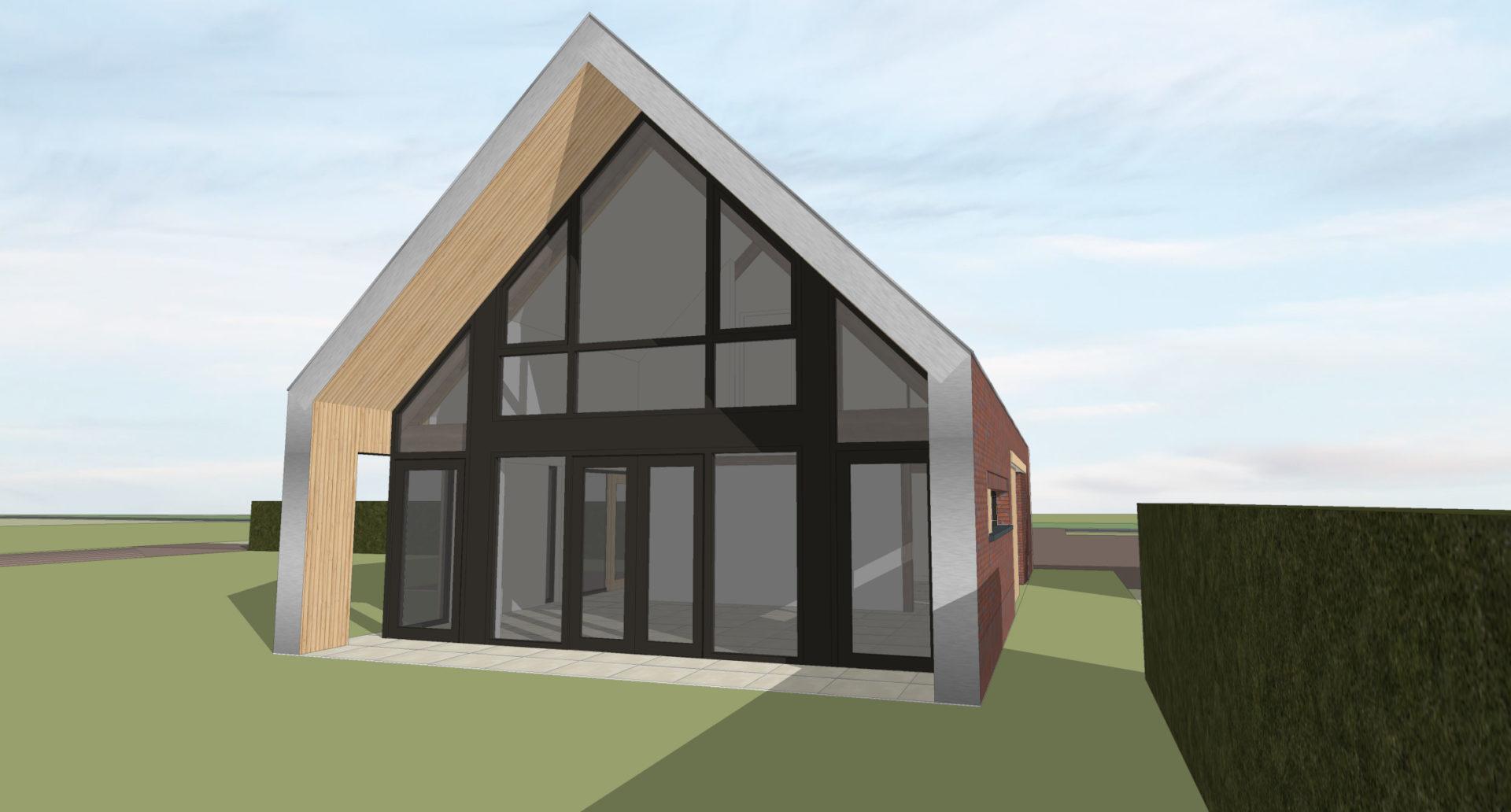 Nieuwbouw woonhuis te Veghel