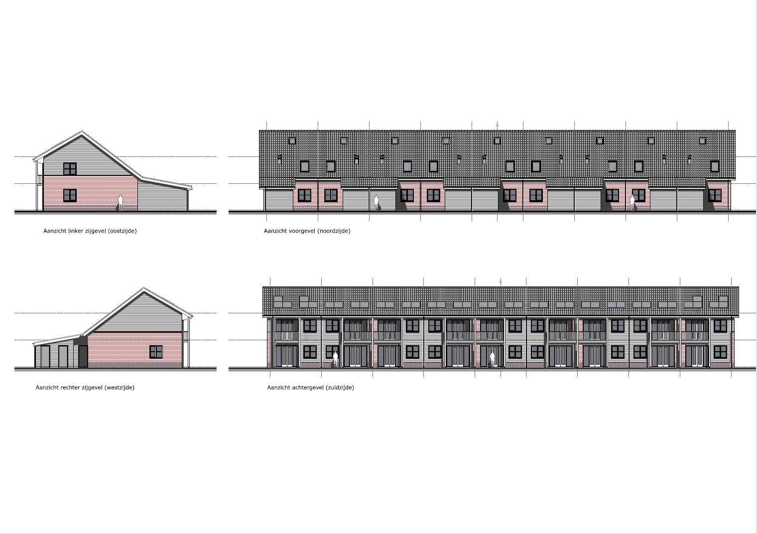 Nieuwbouw 18 appartementen te Empel